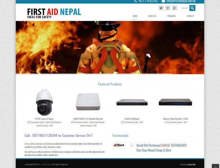 First Aid Nepal